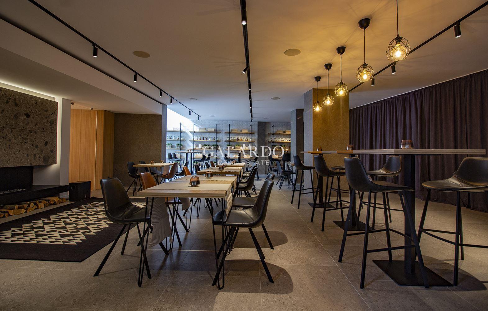 Luxurious restaurant in Manastirski livadi district