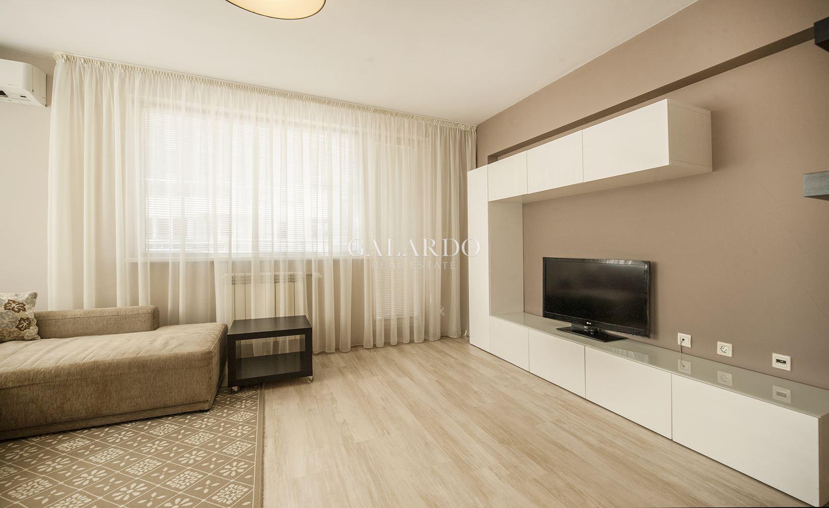 Прекрасен тристаен апартамент в квартал Витоша