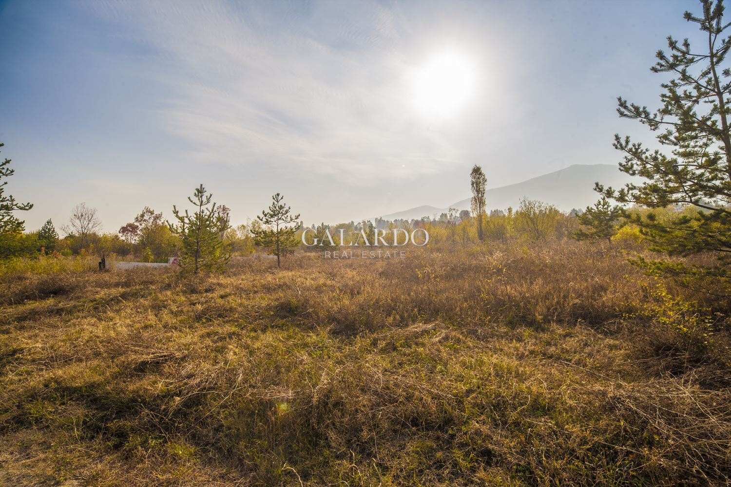 Plot of land in Dragalevtsi with wonderful panorama