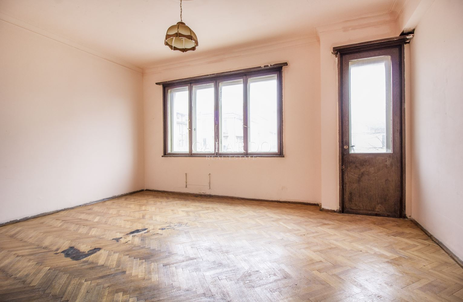 Spacious two bedroom apartment in the central parts of Sofia