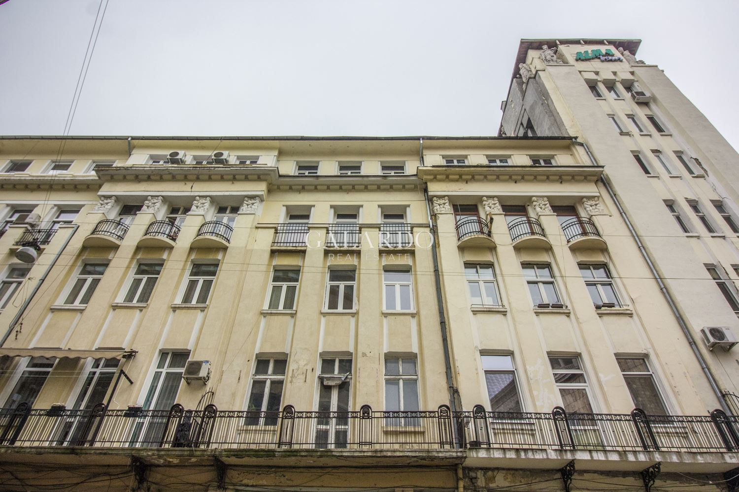 Spacious two bedroom apartment in the center of Sofia
