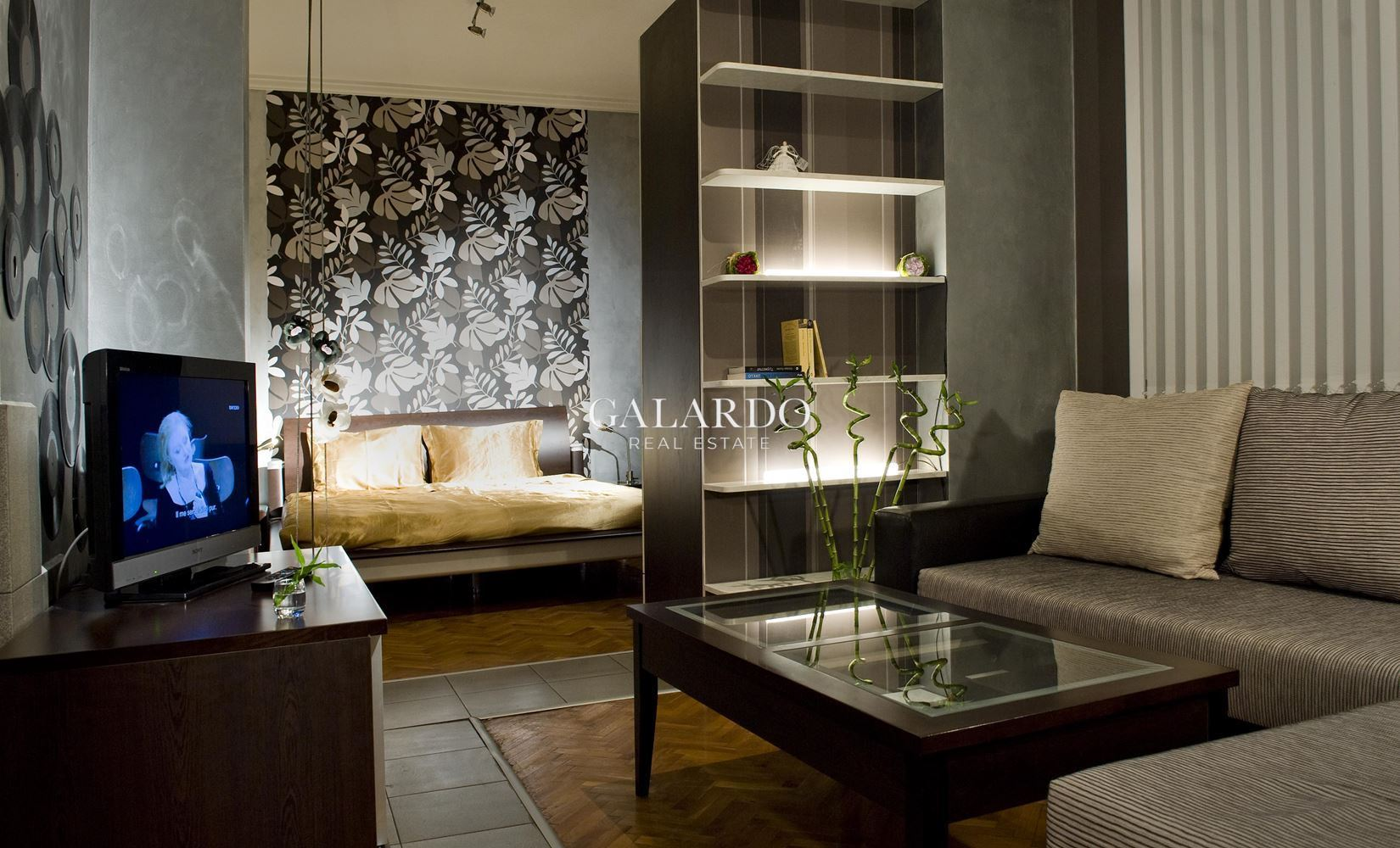 Stylish one bedroom apartment next to Sveta Nedelya Square