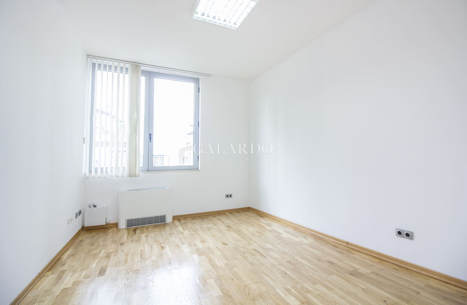 Spacious office in a gated complex