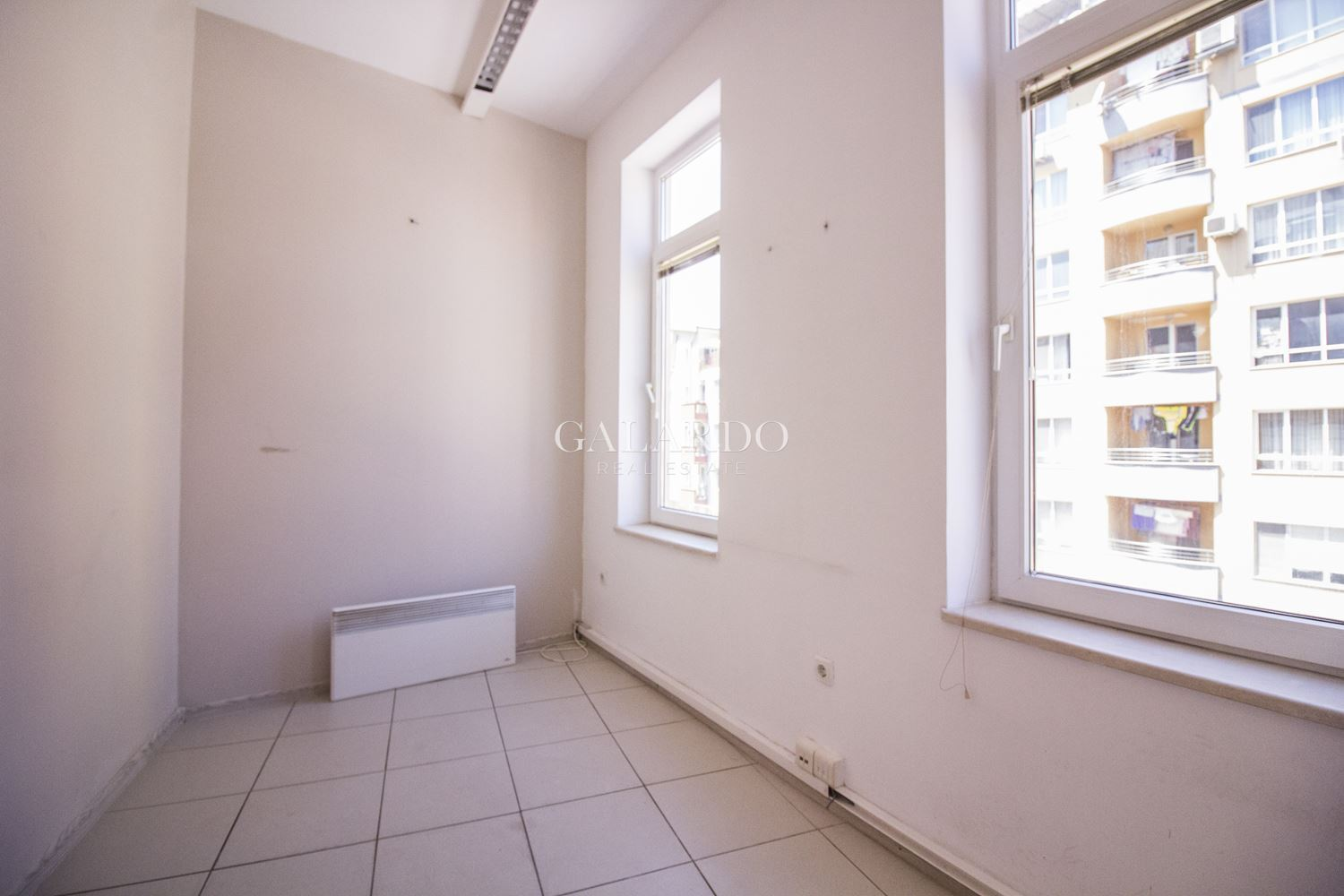 Spacious office in a separate building