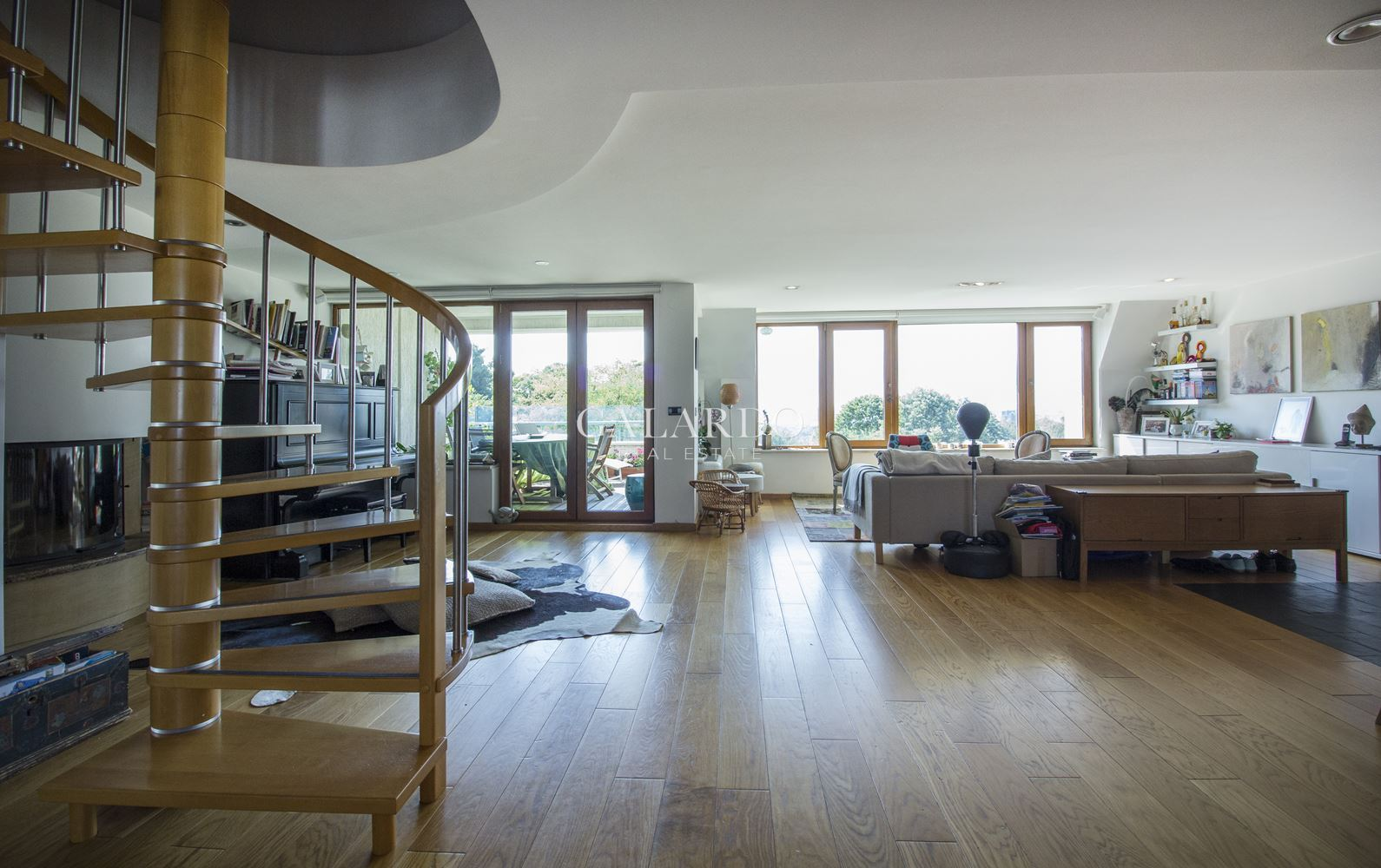 Unique penthouse with breathtaking Vitosha, South Park and Sofia views