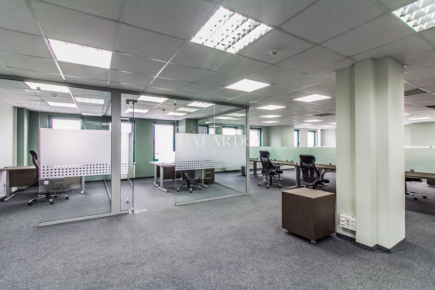 A great office near National palace of culture