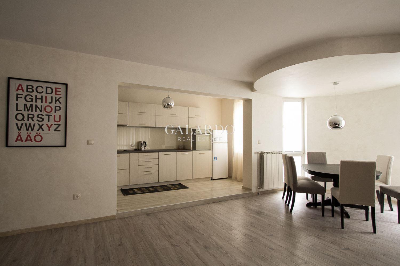 Уютен апартамент в зaтворен комплекс в Манастирски ливади- запад