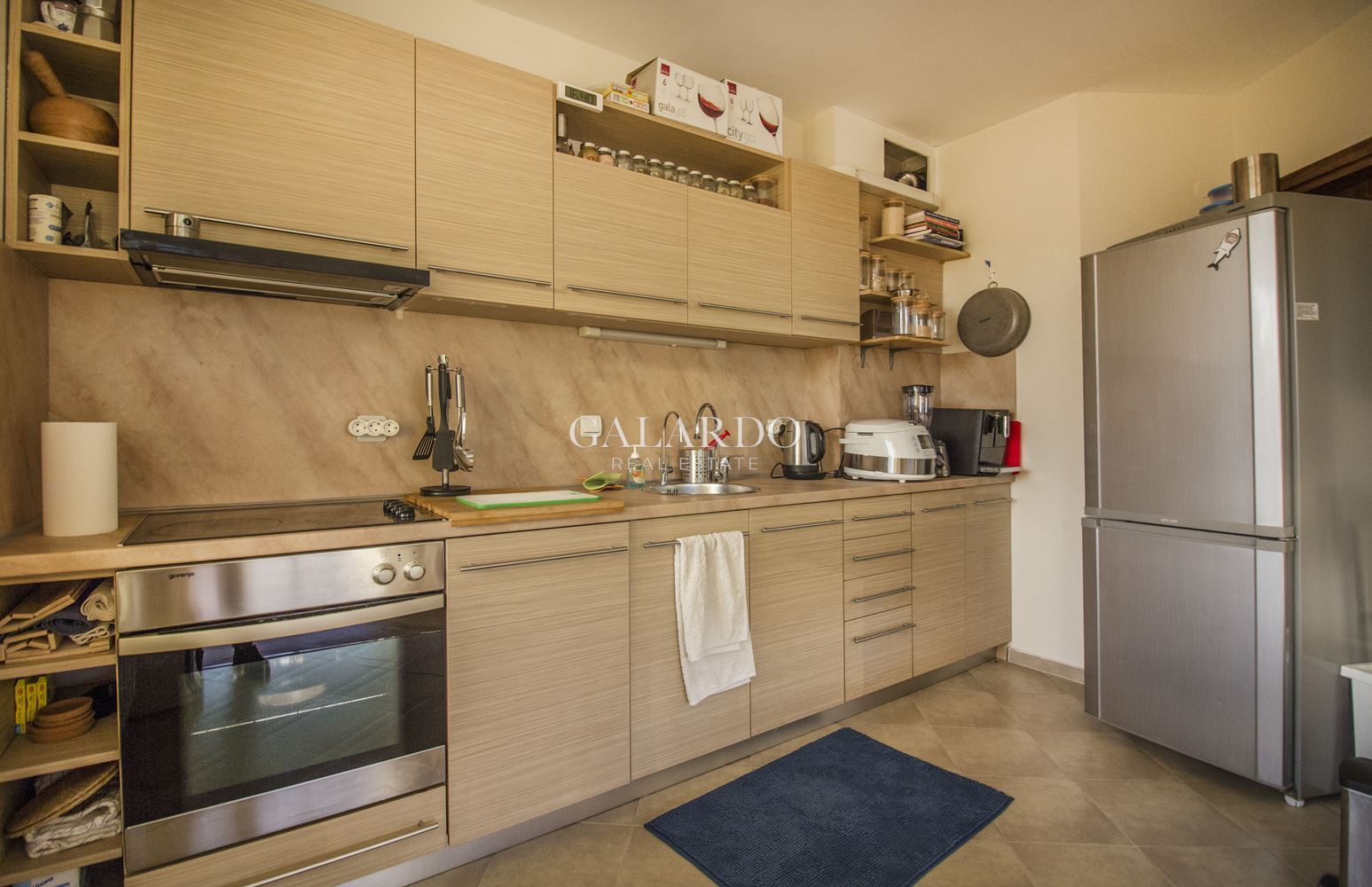 An exceptional fully furnished apartment in downtown Sofia