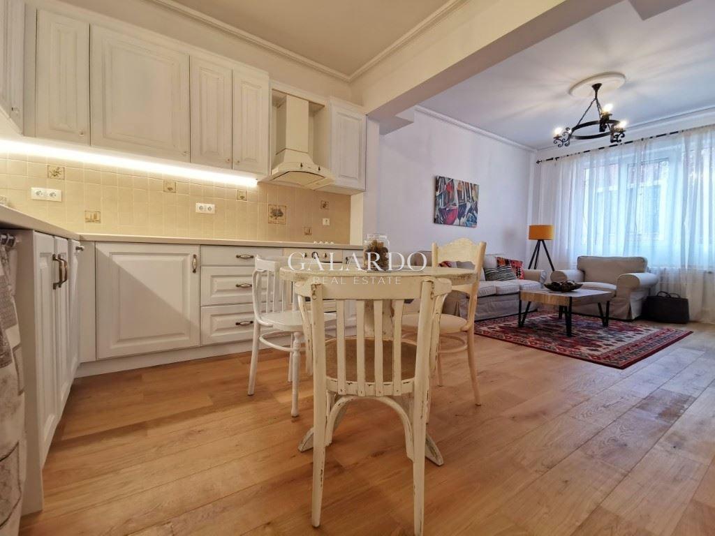 Two-bedroom apartment in Oborishte for sale