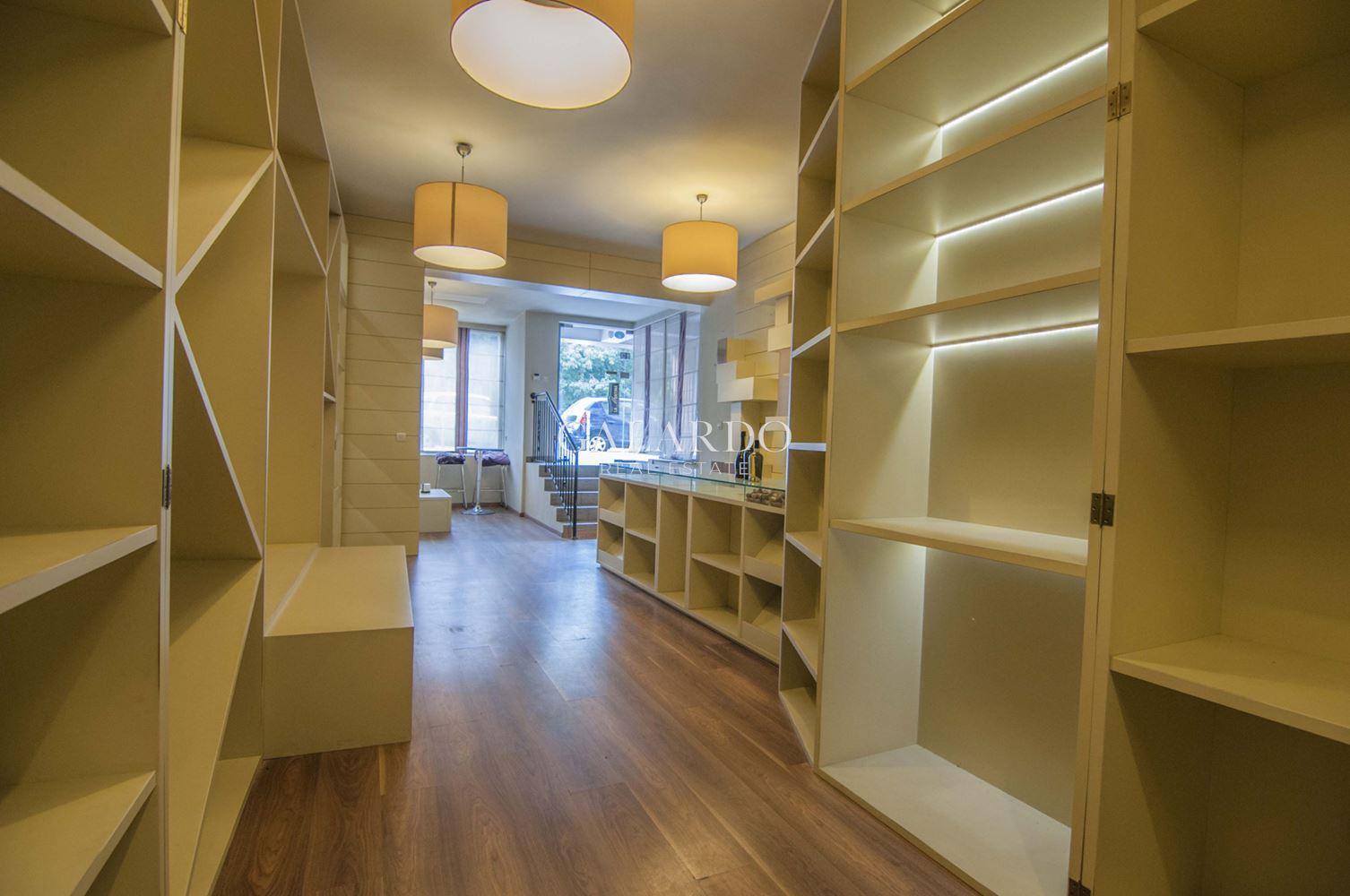 Представително магазинно помещение в близост до Семинарията, кв. Лозенец