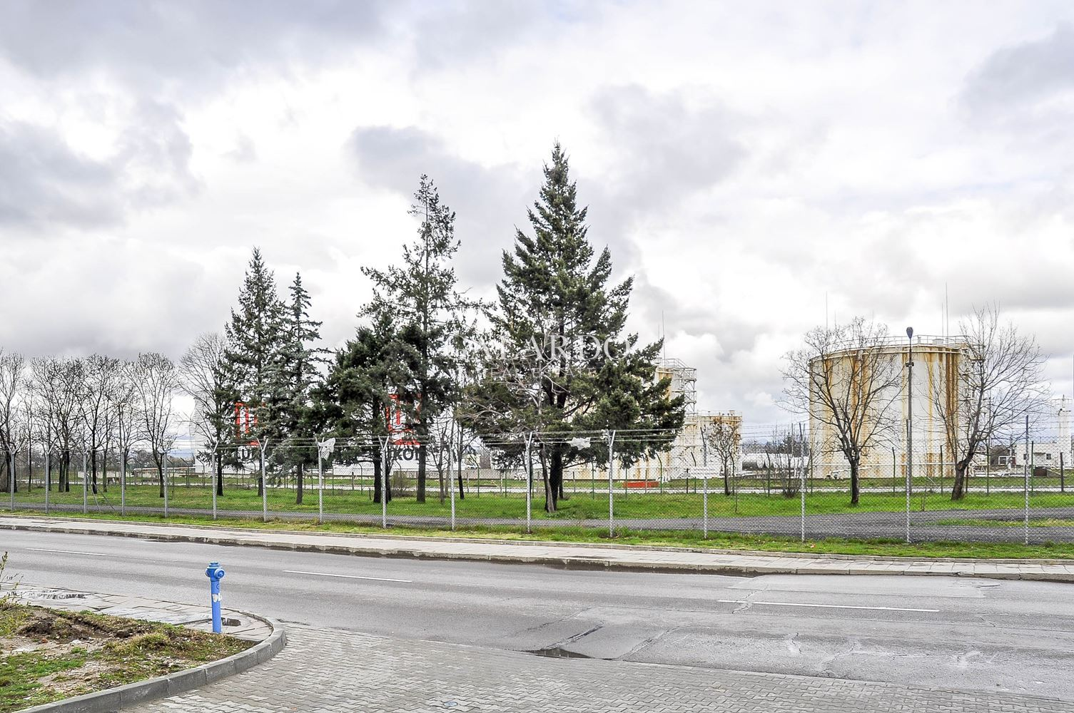 Plot near Sofia Airport