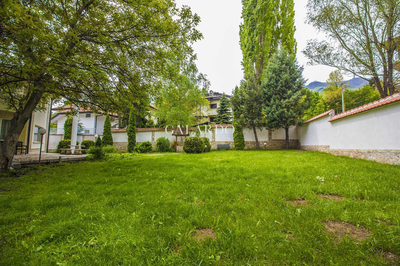 House of the floot of Vitosha Mountain