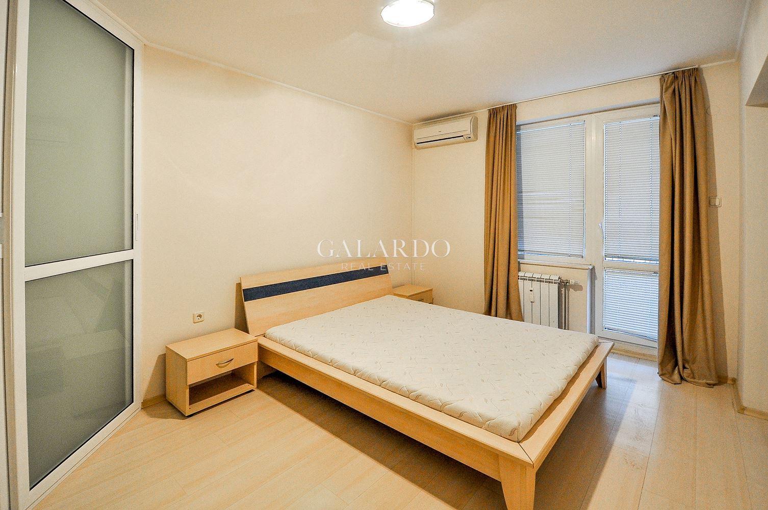Обзаведен четиристаен апартамент в кв.