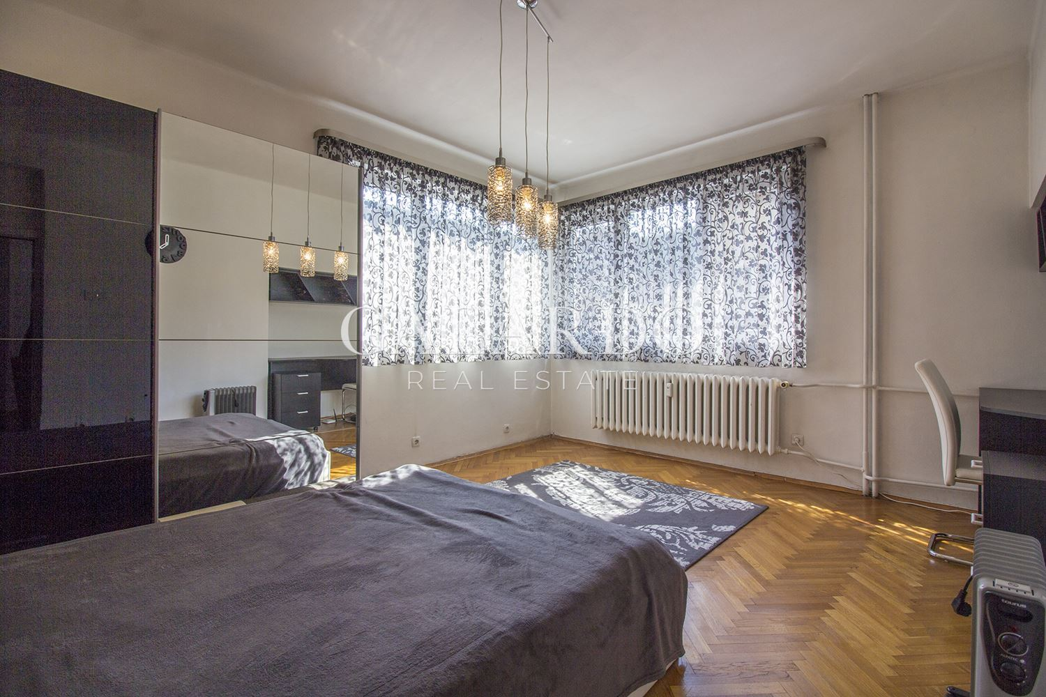New one-bedroom apartment in the center of Sofia